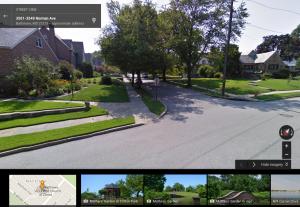 GoogleStreetViewMayfield
